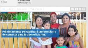 En los próximos días se dará a conocer la lista de beneficiarios del Aporte Familiar Permanente – Bono Marzo 2014