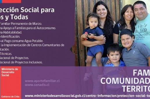 Conoce AQUI todos los beneficios que otorga el Ministerio de Desarrollo Social