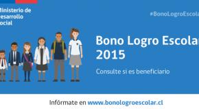 Revisa AQUI con tu RUT si eres beneficiario del Bono por Logro escolar 2015