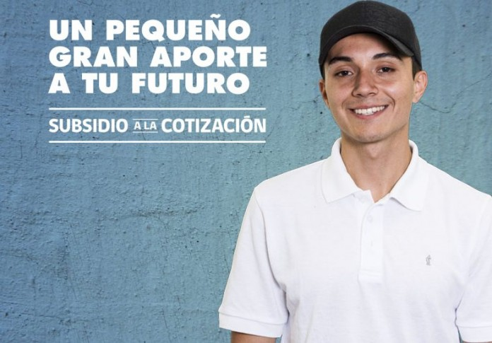 Subsidio a la Cotización de Jóvenes trabajadores