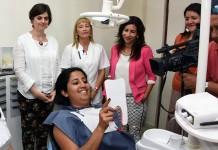 Programa Más sonrisas para mujeres jefas de hogar