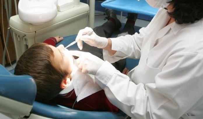 Programa Dental para niños de 6 años