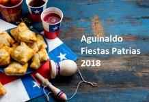 Aguinaldo Fiestas Patrias 2018