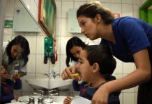 Programa dental para niños gratis