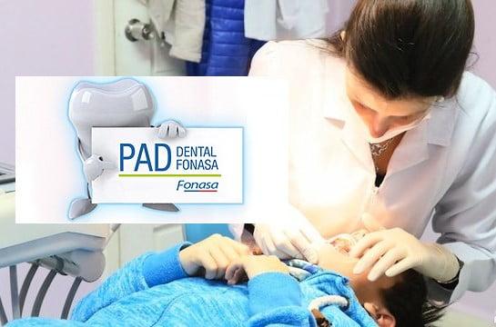 fonasa Pad dental y Programas dentales Adultos